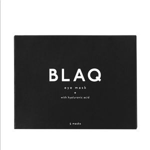 Blaq Activated Charcoal Eye Mask 5 Pack